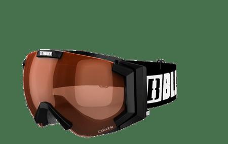 Bliz Carver SR smučarska očala Black Orange Cat.2 - 32240-18