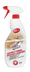 Well Done Univerzális antibakteriális konyhai tisztítószer 750 ml