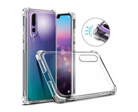 maskica ANTISHOCK za Samsung Galaxy J6 Plus 2018 J610, prozirna