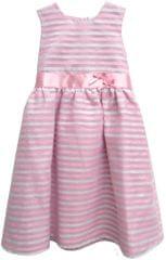 Topo dievčenské pruhované šaty