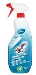 Well Done Antibakteriálny sprej na kúpeľne 750 ml