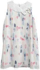 Topo dievčenské plisované šaty