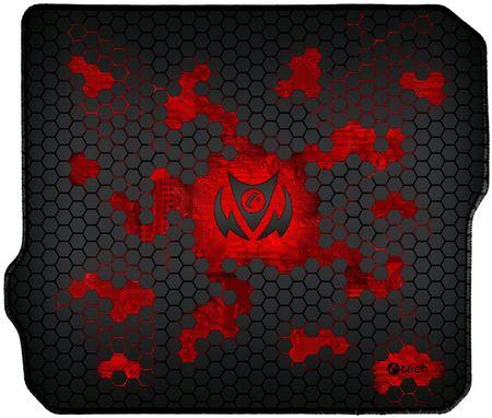 C-Tech Anthea Cyber, červená, látková (GMP-01C-R)
