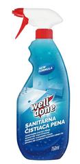 Well Done Sanitárna čistiaca pena 750 ml