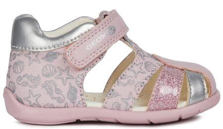 073f0dd83b43 Geox dievčenské sandále Elthan 25 ružová