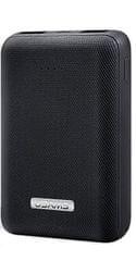 USAMS US-CD60 Power Bank Mini Dual USB 10000mAh Black (EU Blister) 10KCD6001
