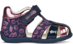 Geox sandały dziewczęce Elthan