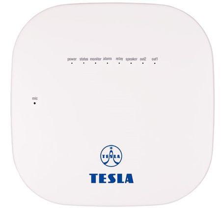 TESLA SecureQ i7 bezdrátový GSM alarm systém - rozbaleno