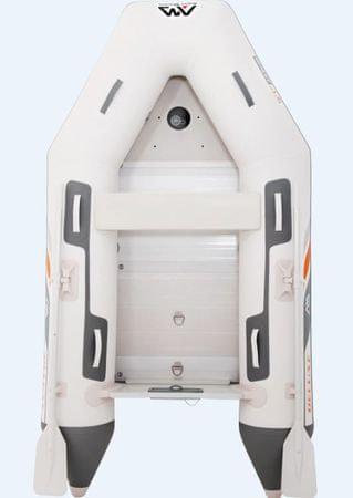 Aqua Marina napihljiv čoln Deluxe-Sports boat 2,77m z aluminijastim krovom
