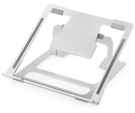 Desire2 Skládací univerzální podstavec pro notebooky LAPPOSI - stříbrný