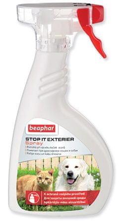 Beaphar Stop It Exterier riasztó spray 400 ml