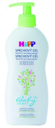 HiPP Babysanft Dětský sprchový gel - 400ml