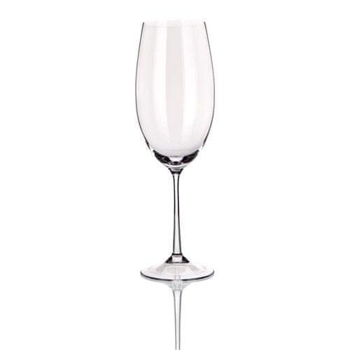Banquet Sada pohárov na červené víno TWIGGY 800 ml