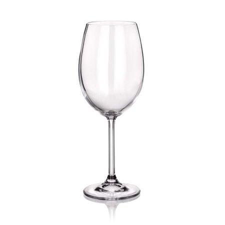 Banquet Zestaw kieliszków do wina DEGUSTATION Bordeaux 580 ml