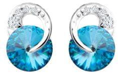 Preciosa Ezüst fülbevalók Gyengéd szépség 6767 46 ezüst 925/1000