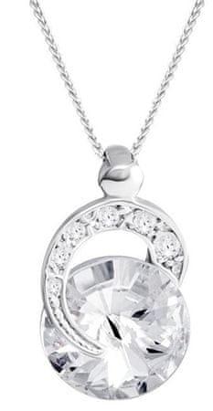 Preciosa Srebrna ogrlica Gentle Beauty 6766 00L (veriga, obesek) srebro 925/1000