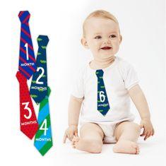 Pearhead Nalepke za spomin-prvo leto kravata