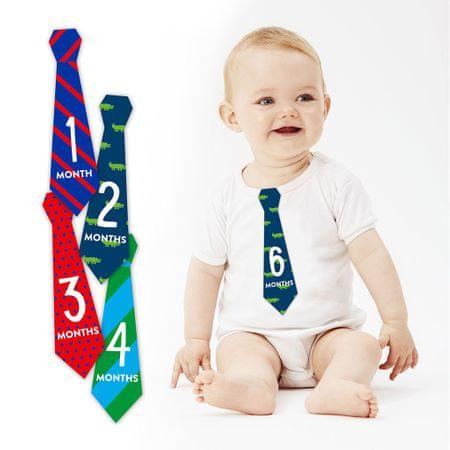 Pearhead Naljepnice za uspomenu - prva godina kravata