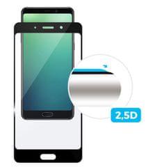Fixed ochronne szkło hartowane na Samsung Galaxy J4+, na cały ekran, czarne, 0,33 mm FIXGF-351-BK