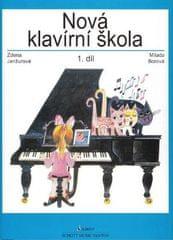 KN Nová klavírní škola I Škola hry na klavír