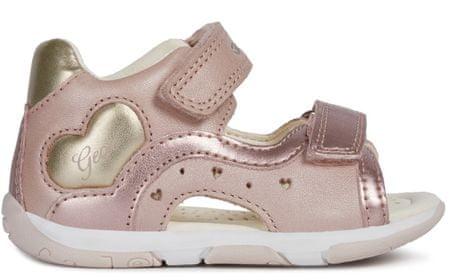 6907c19b7733 Geox dievčenské sandále Tapuz 23 ružová
