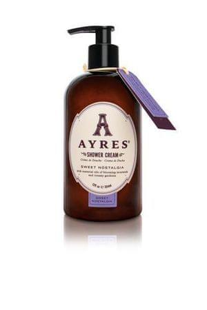 Ayres Természetes zuhanyzó és fürdő krém Sweet Nostalgia (Shower Cream) 354 ml