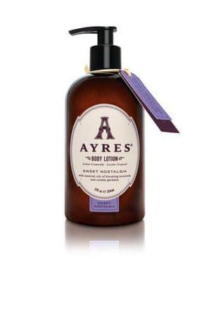 Ayres Prírodné telové mlieko s bambuckým maslom Sweet Nostalgia ( Body Lotion) 354 ml