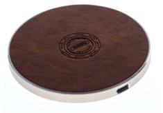 REMAX ładowarka bezprzewodowa AA-1301, ciemny brązowy