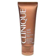 Clinique Self Sun önbarnító arcápoló tej(Face Tinted Lotion)50 ml