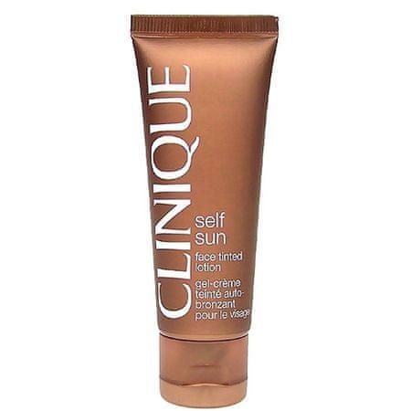 Clinique Samoopalające lotion do twarzy Samo Słońca (Barwione twarzy płukanka) 50 ml