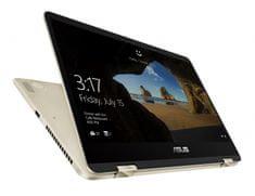 Asus prenosnik UX461FA-E1037T i5-8265U/8GB/SSD 256GB/14''FHD Touch/W10H (90NB0K12-M00410)