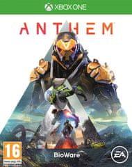 EA Games igra Anthem (Xbox One)