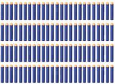 Nerf Elite náhradní šipky 100 ks