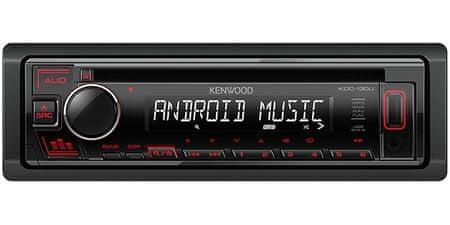 Kenwood KDC-130UR - zánovní