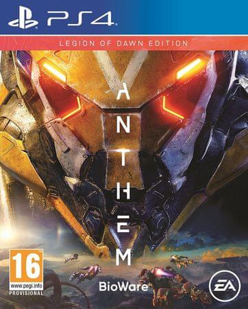 EA Games igra Anthem Legion of Dawn Edition (PS4)