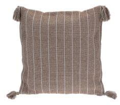 Marex Trade Dekorační bavlněný polštář 56 x 56 cm