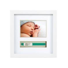 Pearhead okvir - slika in porodna ID zapestnica