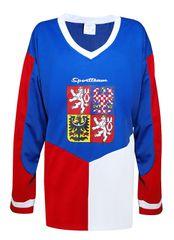 Sportteam Hokejový dres ČR 4