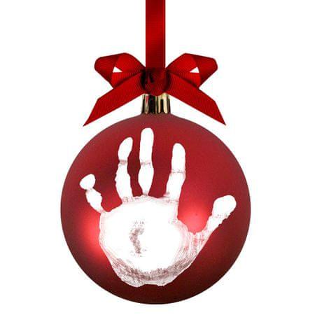 Pearhead Moj mali otisak na božićnoj kuglici