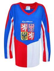 Sportteam Hokejový dres ČR 5