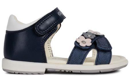 Geox dívčí sandály Verred 23 modrá