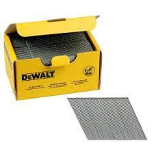 DeWalt završni čavli, 63 mm, 2500 komada (DNBA1663GZ)