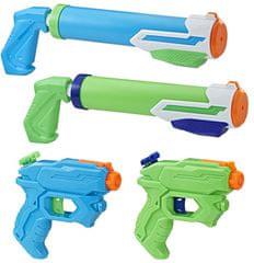 NERF pistolety na wodę Super Soaker Floodtastic 4 sztuki