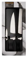Fiskars Solid zestaw 3 noży 102542