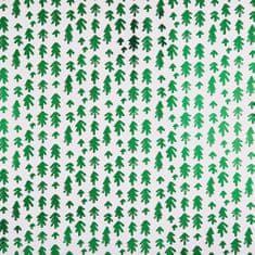 Butlers Balicí papír malované stromečky