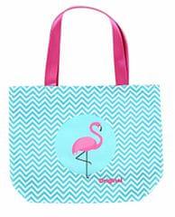 Albi Płócienna torba - Flamingo
