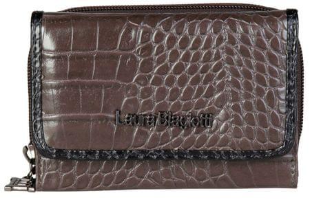 Laura Biagiotti ženska denarnica Mary, rjava