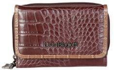 Laura Biagiotti női barna pénztárca