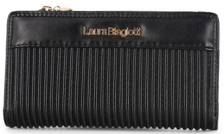 Laura Biagiotti ženska denarnica, črna