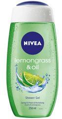 Nivea gel za tuširanje Lemongrass & Oil, 250 ml
